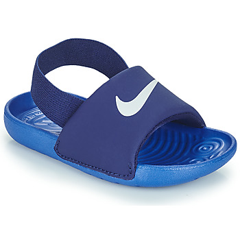 Shoes Boy Sliders Nike NIKE KAWA TD Blue