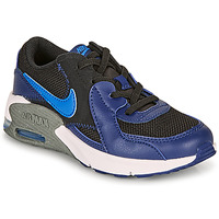 Shoes Boy Low top trainers Nike AIR MAX EXCEE PS Blue