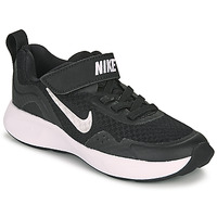 Shoes Children Multisport shoes Nike WEARALLDAY PS Black / White