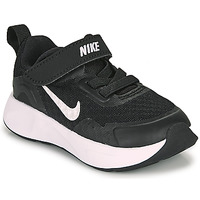 Shoes Children Multisport shoes Nike WEARALLDAY TD Black / White