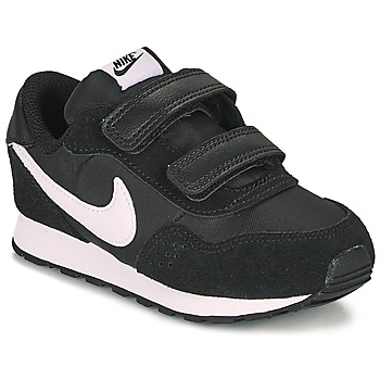 Shoes Children Low top trainers Nike MD VALIANT TD Black / White