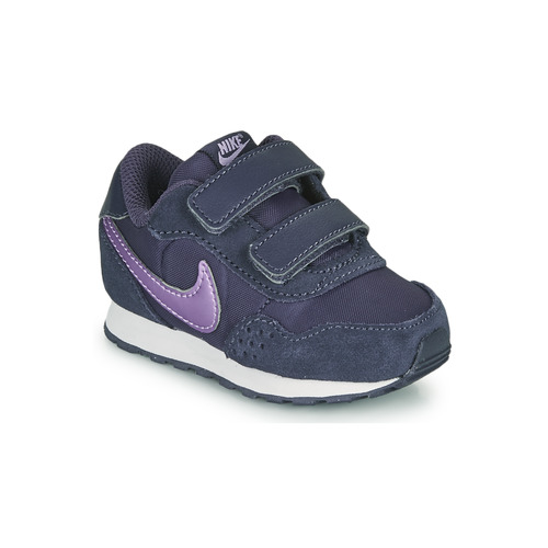 Shoes Children Low top trainers Nike MD VALIANT TD Blue