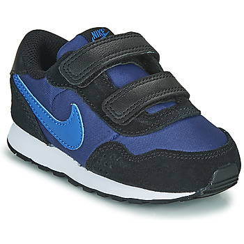 Shoes Boy Low top trainers Nike MD VALIANT TD Blue