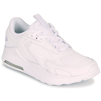 Shoes Children Low top trainers Nike AIR MAX BOLT GS White