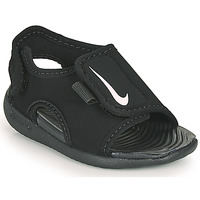 Shoes Children Sliders Nike SUNRAY ADJUST 5 V2 TD Black