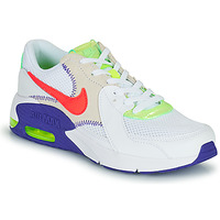 Shoes Children Low top trainers Nike AIR MAX EXCEE AMD GS White / Blue / Red