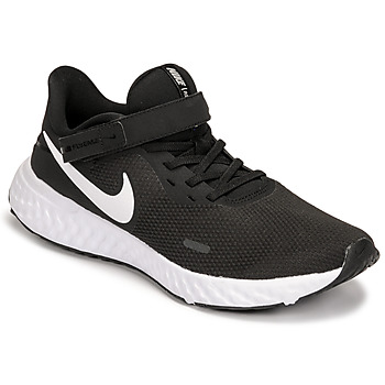 Shoes Men Multisport shoes Nike NIKE REVOLUTION 5 FLYEASE Black / White
