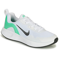 Shoes Women Multisport shoes Nike NIKE WEARALLDAY White / Green / Black