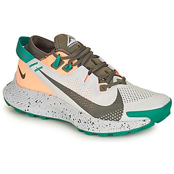 Shoes Women Running shoes Nike NIKE PEGASUS TRAIL 2 Blue / Green