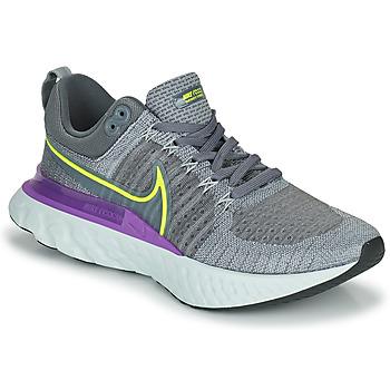 Shoes Men Running shoes Nike NIKE REACT INFINITY RUN FLYKNIT 2 Grey