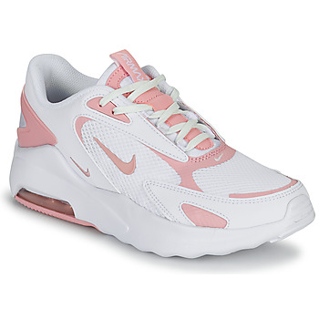 Shoes Women Low top trainers Nike NIKE AIR MAX MOTION 3 White / Pink