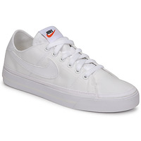 Shoes Women Low top trainers Nike NIKE COURT LEGACY CANVAS White