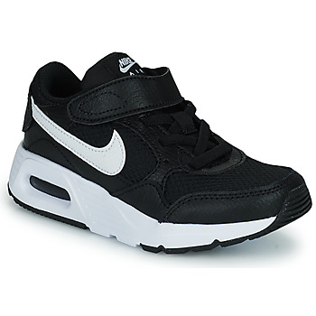Shoes Children Low top trainers Nike NIKE AIR MAX SC (PSV) Black / White