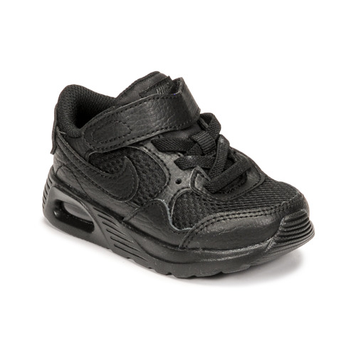 Shoes Children Low top trainers Nike NIKE AIR MAX SC Black