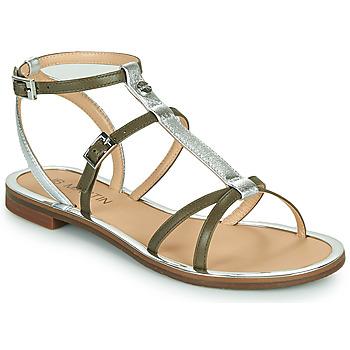 Shoes Women Sandals JB Martin 1GRIOTTES Kaki