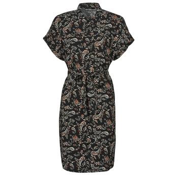 Clothing Women Short Dresses Vero Moda VMSIMPLY EASY Black