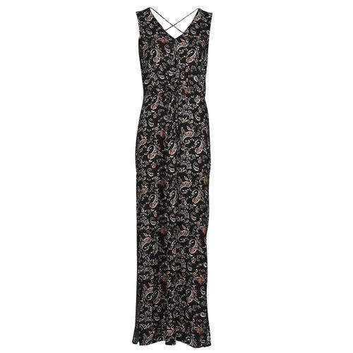 Clothing Women Long Dresses Vero Moda VMSIMPLY EASY Black