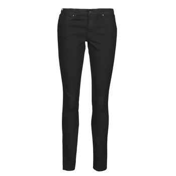 Clothing Women Slim jeans Vero Moda VMJUDY Black