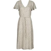 Clothing Women Short Dresses Vero Moda VMJOT Beige