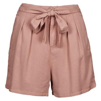 Clothing Women Shorts / Bermudas Vero Moda VMMIA Pink