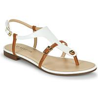 Shoes Women Sandals JB Martin 2GAELIA White / Brown