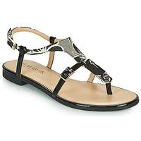 Shoes Girl Sandals JB Martin 2GAELIA Black