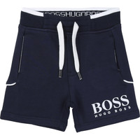 Clothing Boy Shorts / Bermudas BOSS NOLLA Marine