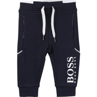 Clothing Boy Tracksuit bottoms BOSS NOLITA Marine