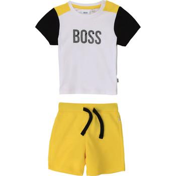 Clothing Boy Sets & Outfits BOSS COLITA Multicolour