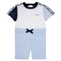 Clothing Boy Jumpsuits / Dungarees BOSS J94277-10B Multicolour