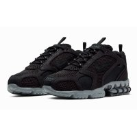Shoes Low top trainers Nike Air Zoom Spiridon x Stussy Black Black/Cool Grey/White
