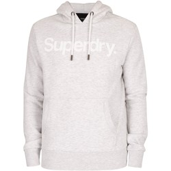 Clothing Men Sweaters Superdry CL NS hoodie grey