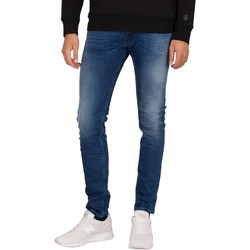 Clothing Men Slim jeans Replay Jondrill Skinny Jeans blue