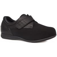 Shoes Derby Shoes & Brogues Calzamedi DIABETIC  SHOES BLACK