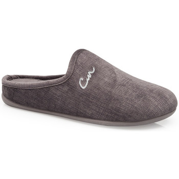 Shoes Slippers Calzamedi HOUSE SLIPPERS 6579 GRAY
