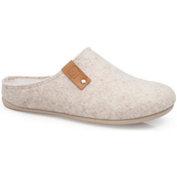Shoes Slippers Calzamedi HOUSE SLIPPERS 6579 BLACK