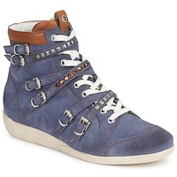 Shoes Women Hi top trainers Janet Sport MARGOT ISABEL Blue