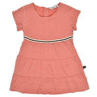 Clothing Girl Short Dresses Ikks XS30090-67 Orange