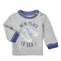 Clothing Boy Sweaters Ikks XS15001-24 Grey
