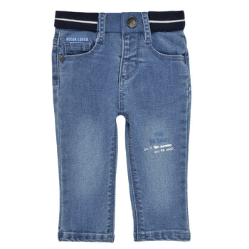 Clothing Boy Slim jeans Ikks XS29001-83 Blue