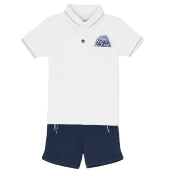 Clothing Boy Sets & Outfits Ikks XS37031-48 Multicolour
