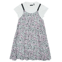 Clothing Girl Short Dresses Ikks XS30182-19-J Multicolour