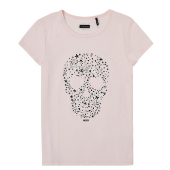 Clothing Girl Short-sleeved t-shirts Ikks XS10492-31-J Pink