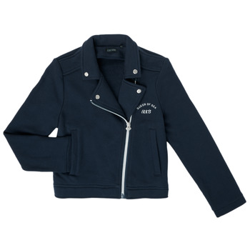 Clothing Girl Jackets / Cardigans Ikks XS17072-48-C Marine