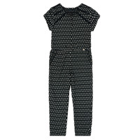 Clothing Girl Jumpsuits / Dungarees Ikks XS32012-02-C Black