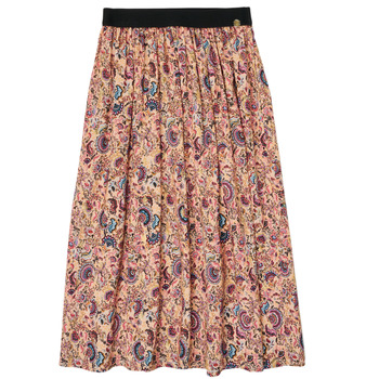 Clothing Girl Skirts Ikks XS27022-32-C Multicolour