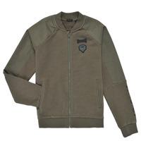 Clothing Boy Sweaters Ikks XS17043-57-C Kaki