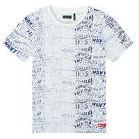 Clothing Boy Short-sleeved t-shirts Ikks XS10063-19-C Multicolour