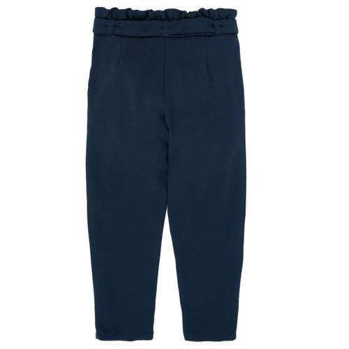Clothing Girl Leggings Ikks XS22032-48-J Marine