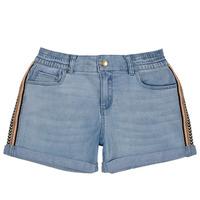 Clothing Girl Shorts / Bermudas Ikks XS26002-84-J Blue